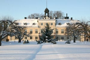 Södertuna Slott vinter