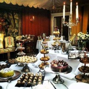Afternoon Tea på Gripsholms Värdshus