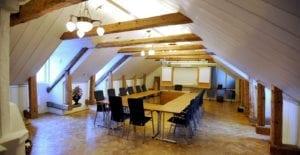 Åkersrummet konferens i Mariefred