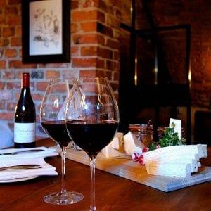 Vinprovning i Mariefred