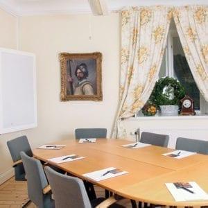 Konferenslokal Sparre på Södertuna Slott