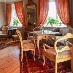 Salong på Södertuna Slott