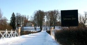 Vinter Södertuna