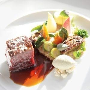 God middag på Gripsholms Värdshus