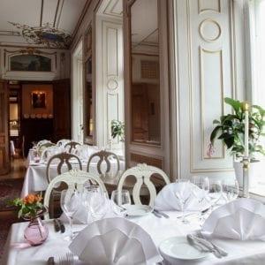 Restaurang på Södertuna Slott