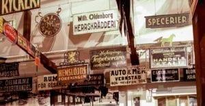 gamlaskyltar.se – Svenska Kulturpärlors digitala samling av skyltar