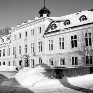 Södertuna Slott vinter