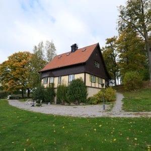 Sjövillan vid Södertuna Slott